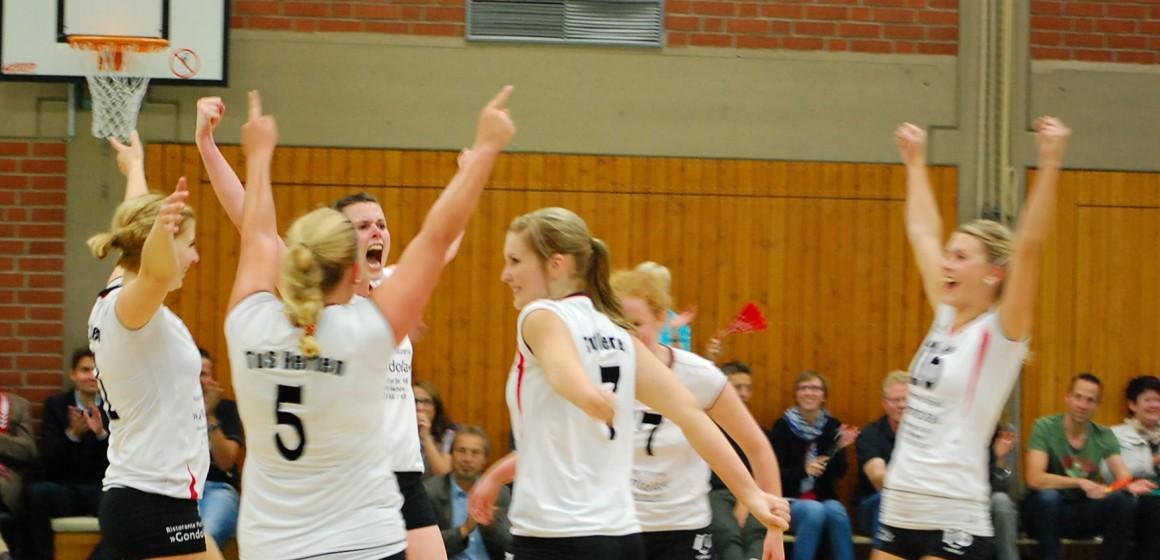 Team #1 des TuS Herten Volleyball
