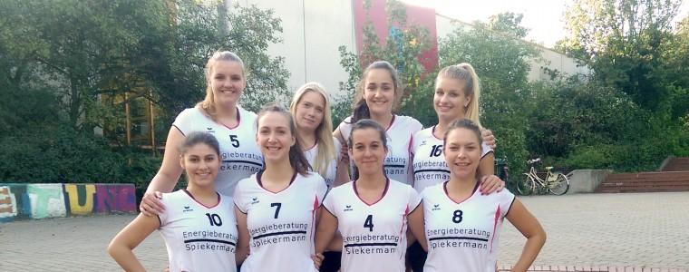 Team #3 des TuS Herten Volleyball