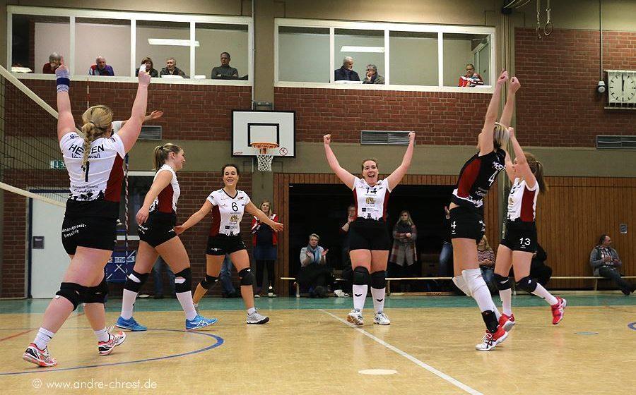 Morgenstund Hat Gold Im Mund Volleyball In Herten Unser